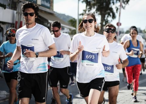 Global Run Bodrum 2, 2015