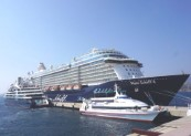 Double Cruise Call on October 16th for Bodrum Cruise Port